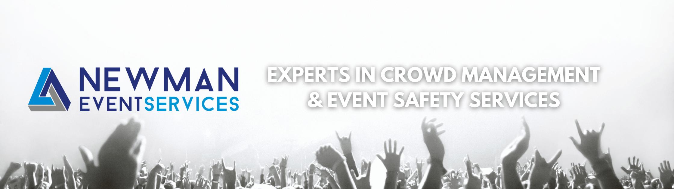 Crowd Management Banner