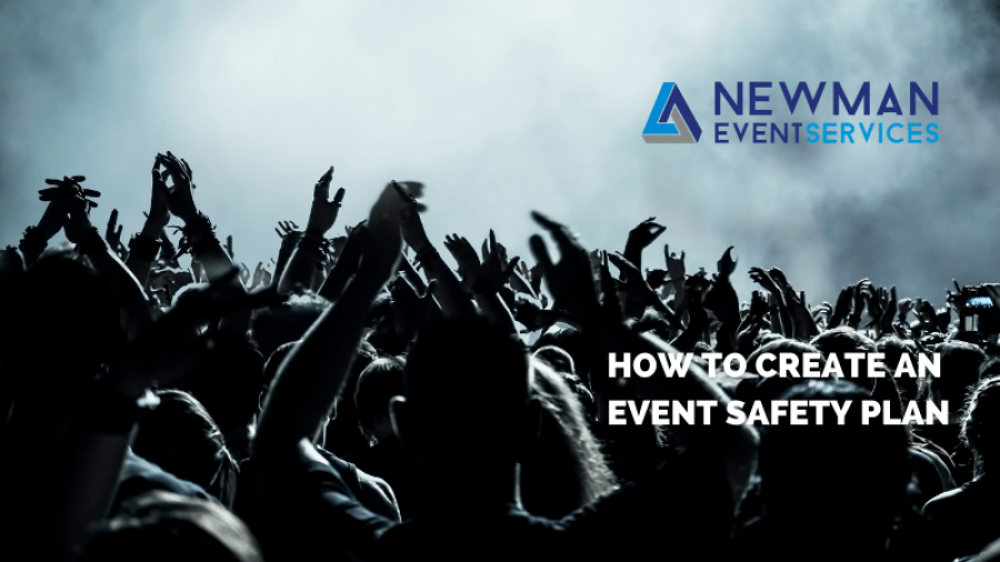 How to create an event safety plan
