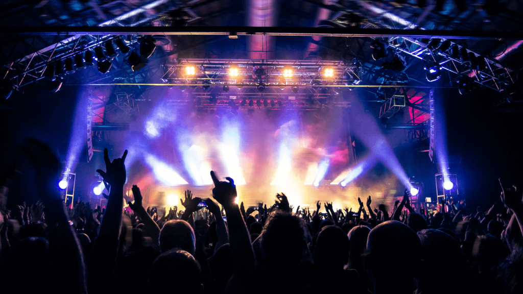 What is the importance of security services at events?